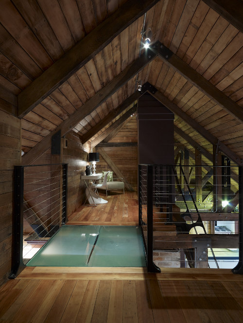Interiores casa interiores casa ambiente r stico moderno - Interiores rusticos modernos ...
