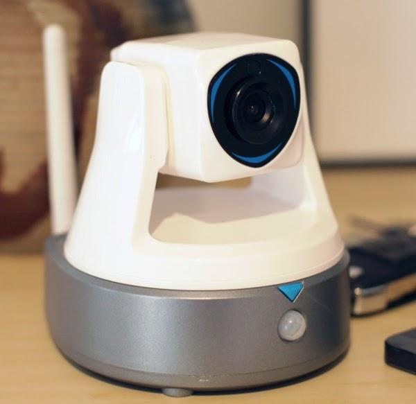 Pan & Tilt HD Camera