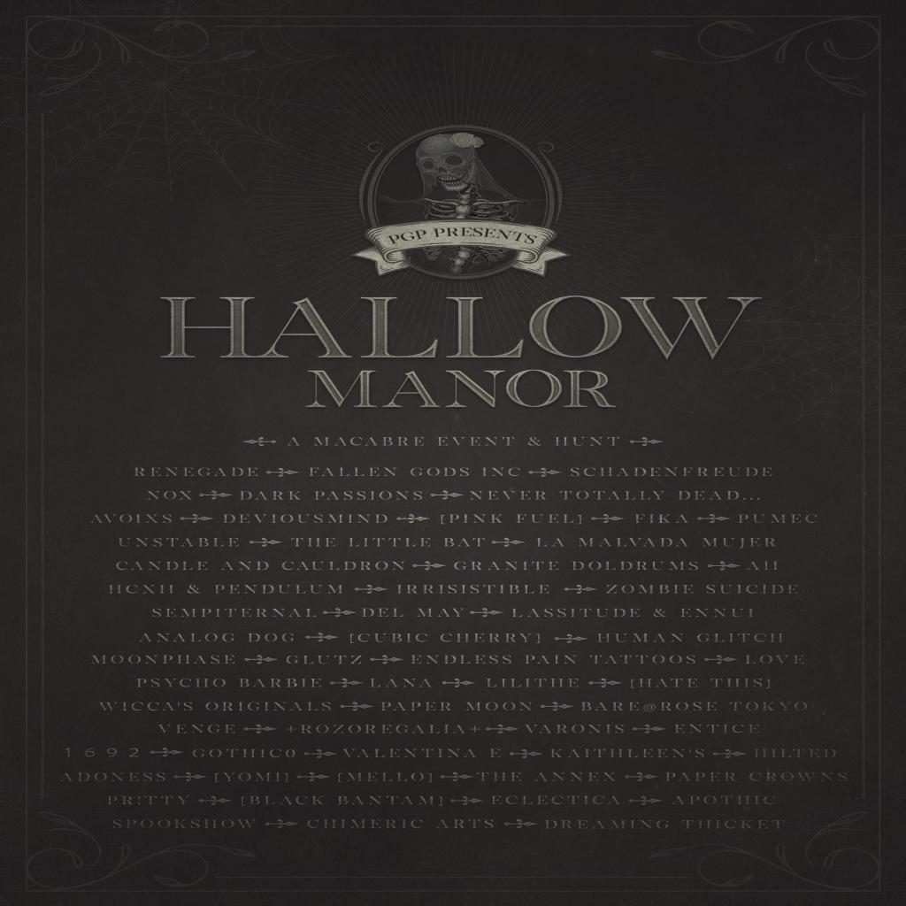 Hallow Manor