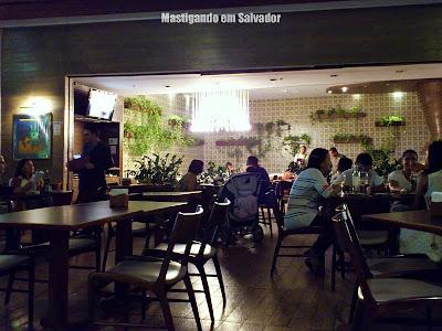 Ferreiro Café: Ambiente
