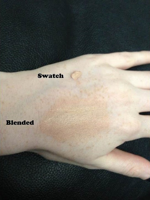 Garnier BB Cream Swatches and Review
