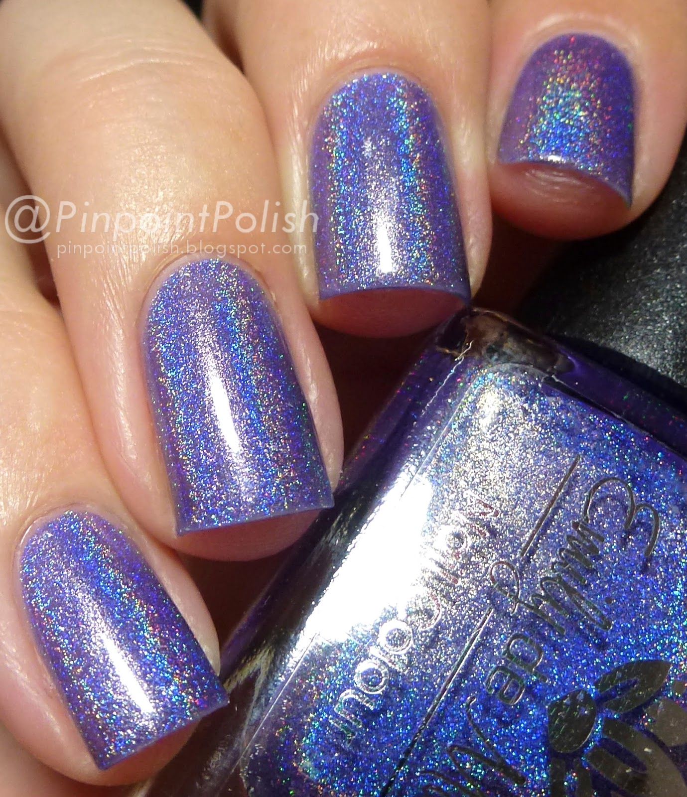 Devotion, Emily de Molly, swatch