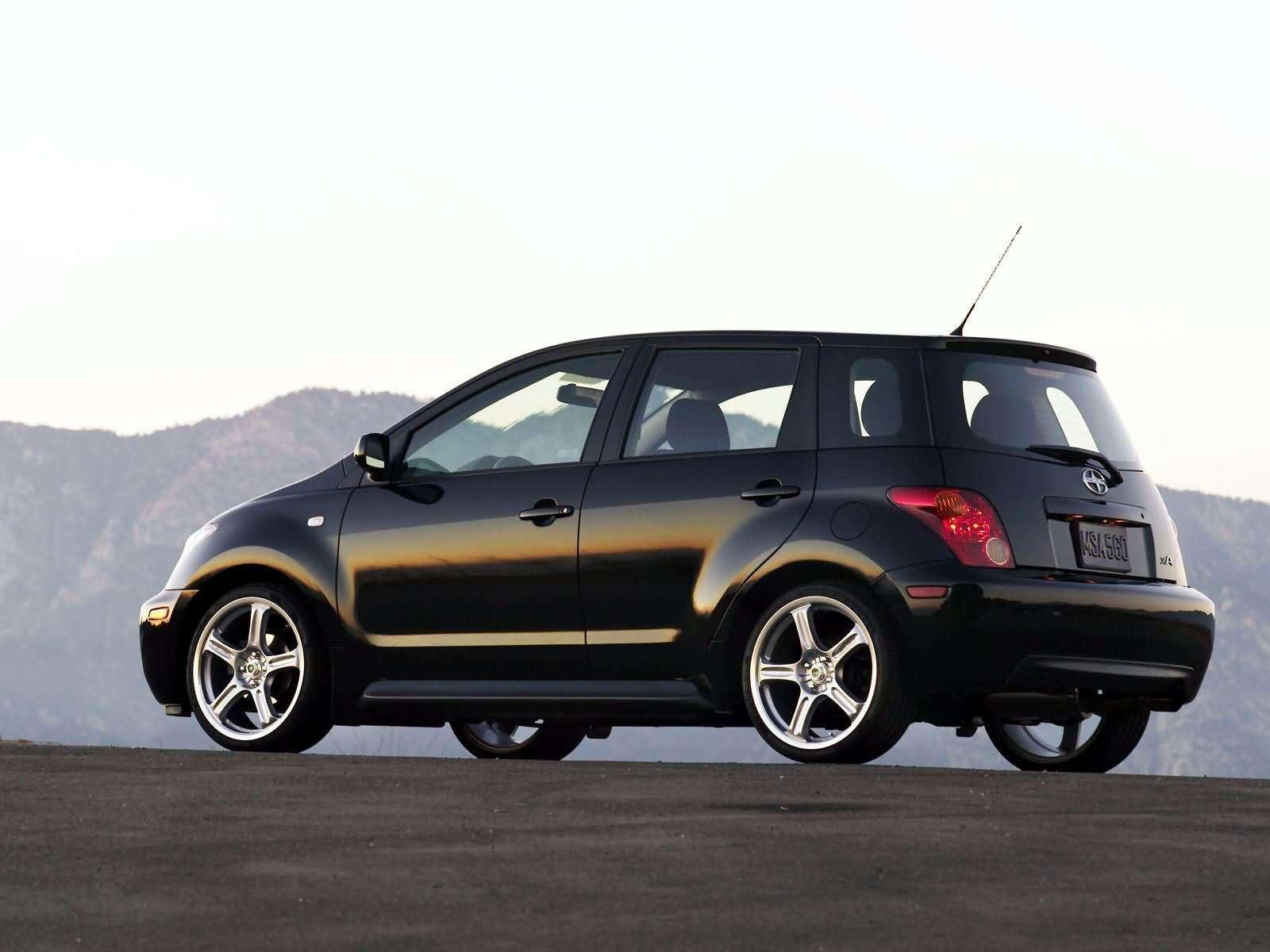 Hình ảnh xe ô tô Scion TRDEquipped xA 2005 & nội ngoại thất