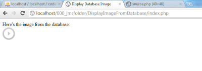 PHP: Display Image from MySQL Database