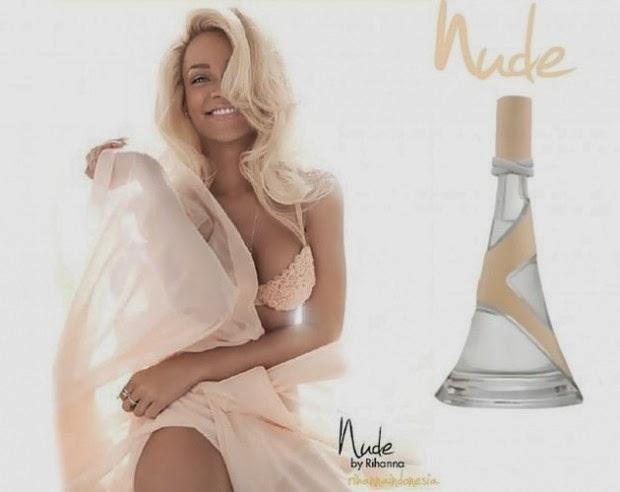 Rihanna nude perfume ad question sorry