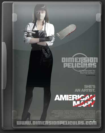 American Mary (BRRip HD Inglés Subtitulada) (2012)