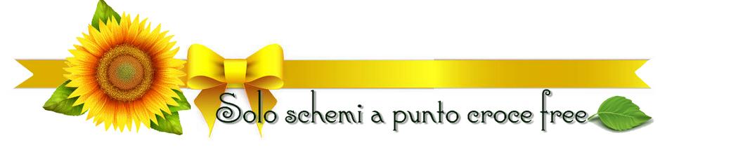 Grandissima raccolta di Schemi,cornici e grafici per Punto croce, gratis da scaricare