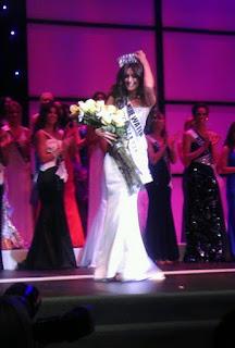 Kristen Danyal is Miss Michigan USA 2012!!!!