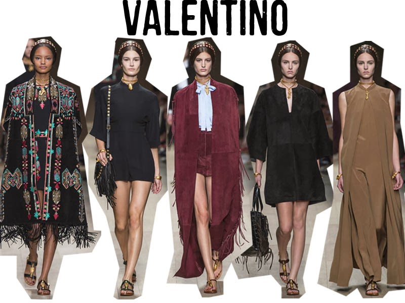 VALENTINO SPRING SUMMER 2014 DESIGNER RUNWAY PARIS FASHION WEEK