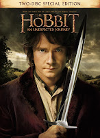 The Hobbit: An Unexpected Journey DVD and Blu-Ray