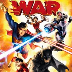Poster Justice League: War 2014