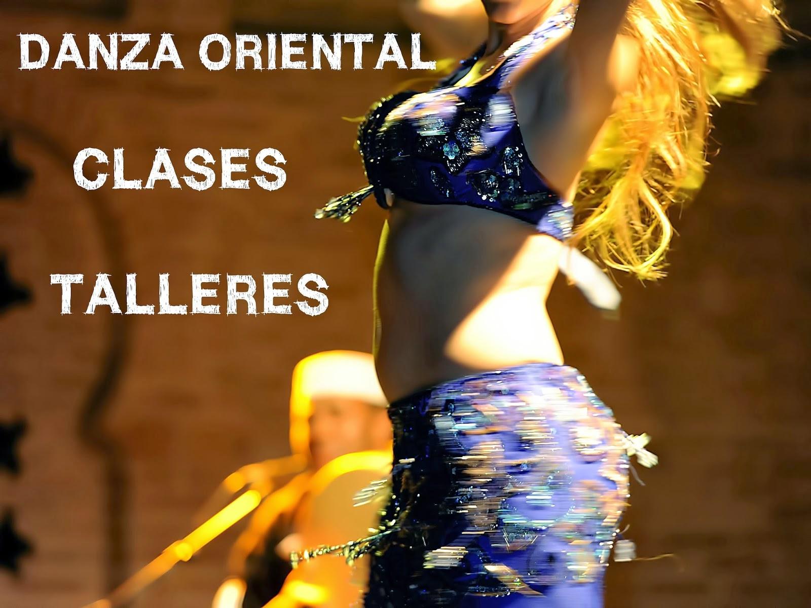 CLASES  TALLERES ESPECTÁCULOS