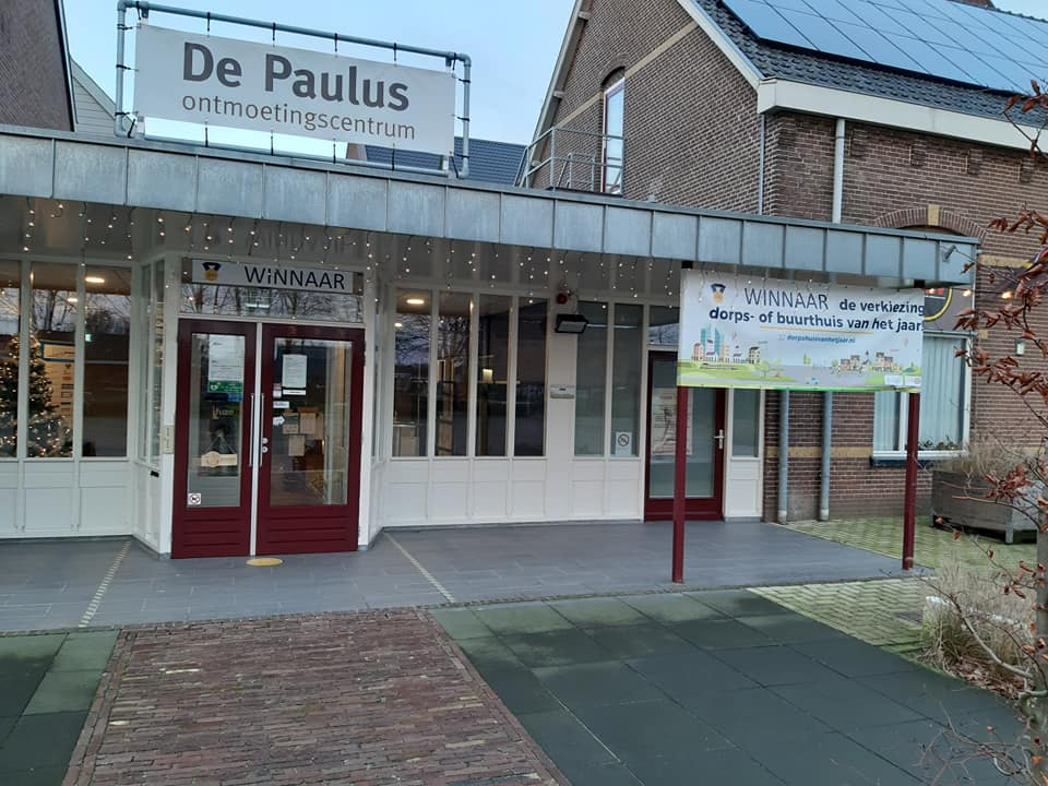 Ontmoetingscentrum De Paulus