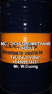 DICHLOROMETHANE | CH2CL2 | methylen clorua