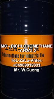 DICHLOROMETHANE | CH2CL2 | methylen clorua