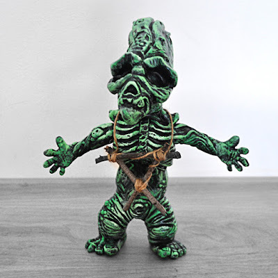 "Skinner x Leecifer ""Cursed"" PickleBaby Vinyl Figure"