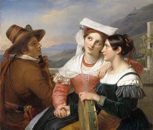 Cornelis Kruseman - A Sense Of 1830
