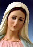 神の母 平和の聖マリア