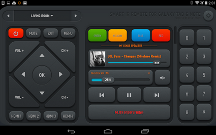 Smart IR Remote - AnyMote v2.2.8 APK