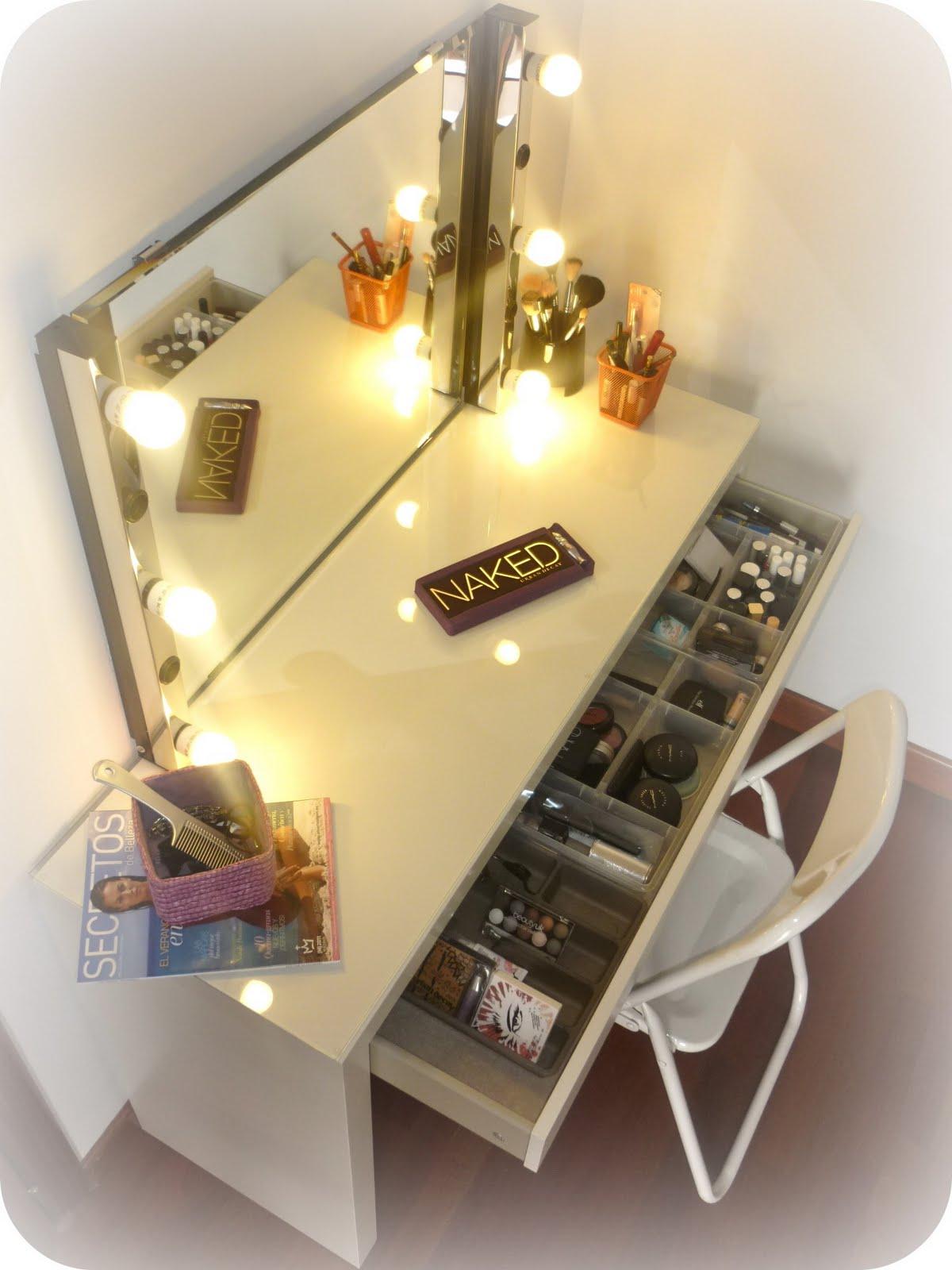 La joya de la corona obeblog diario de belleza for Espejo tocador ikea