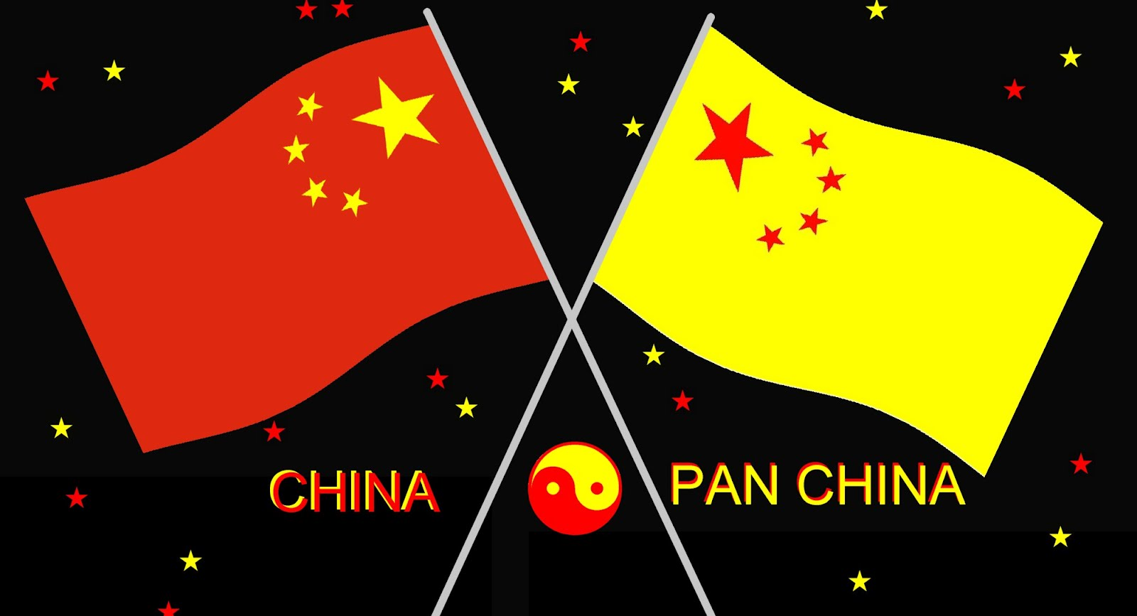 The Voice Of Vexillology Flags Heraldry Pan China Flag - China flag