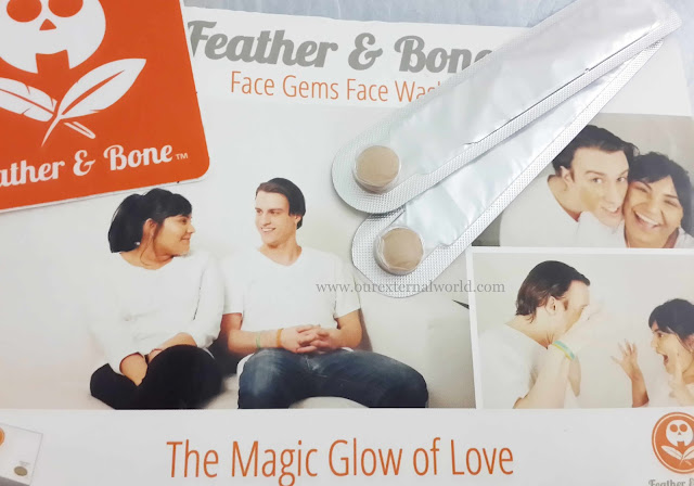 Feather & Bone Face Wash Tablets Review