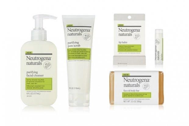 Nuetrogena Naturals Review