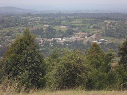 Tenwek from Mount Motigo