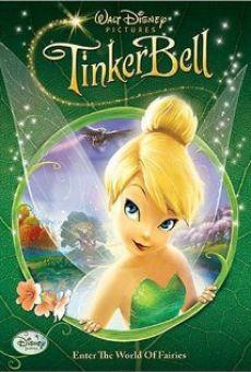 Nàng Tiên Tinker Bell