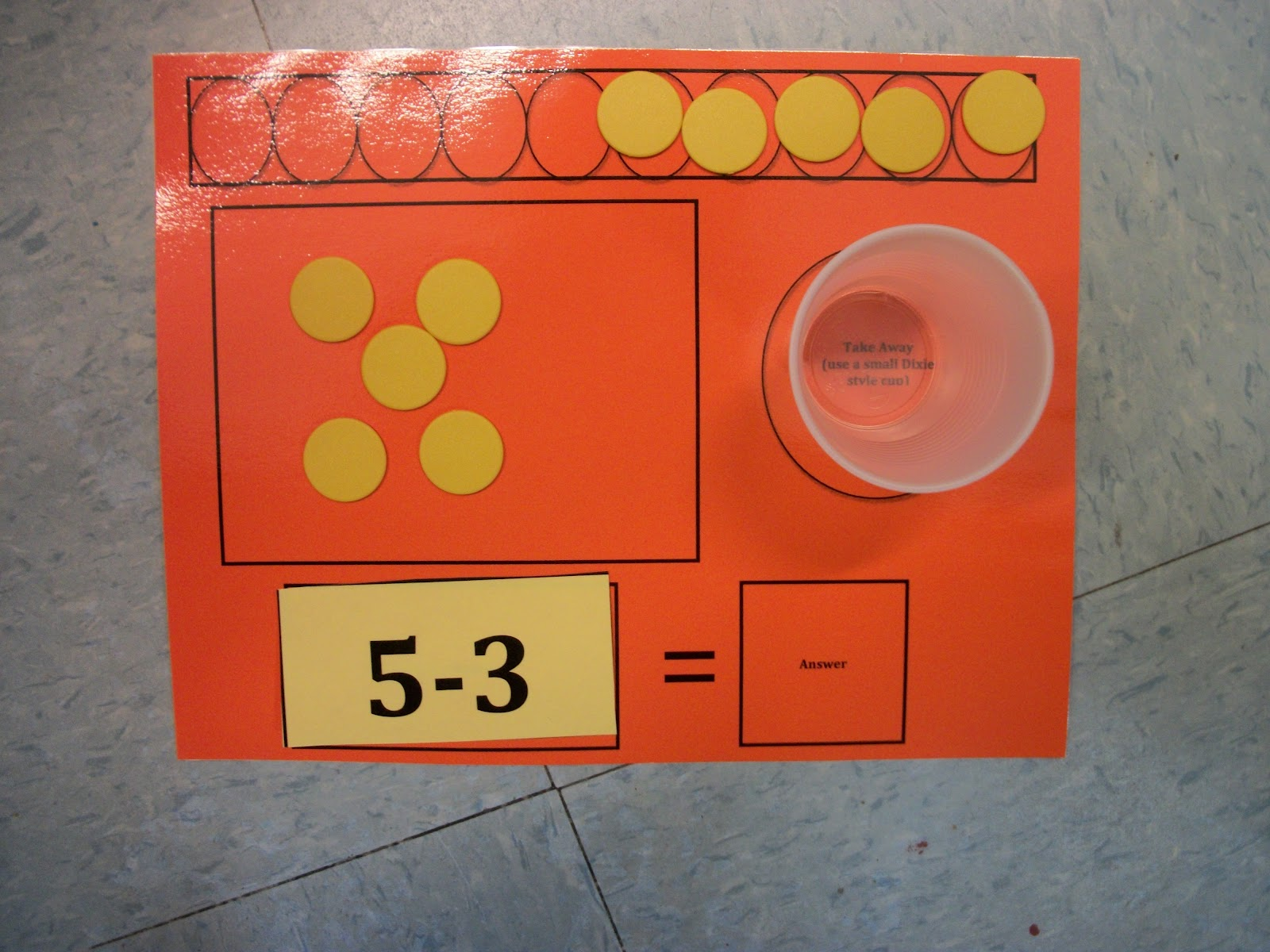 Worksheet Teaching Subtraction In Kindergarten spotlight on kindergarten moving to subtraction freebies we talk about which one is the biggest number and how in always have start with largest therefore that is