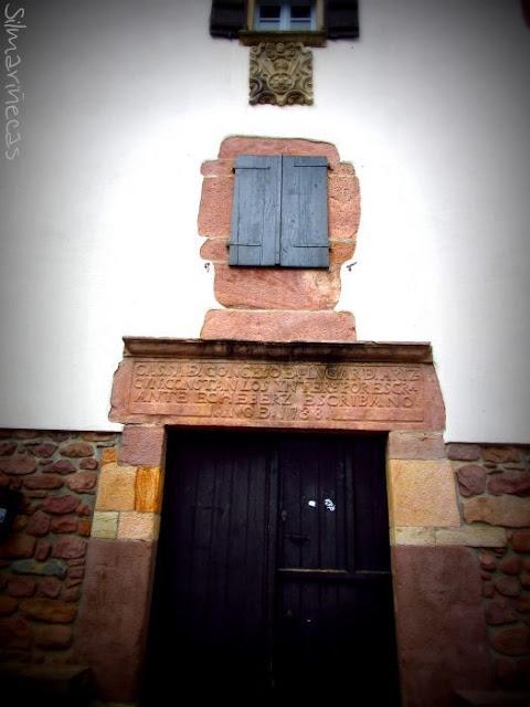 casa del concejo de Arizkun, valle del Baztán Navarra