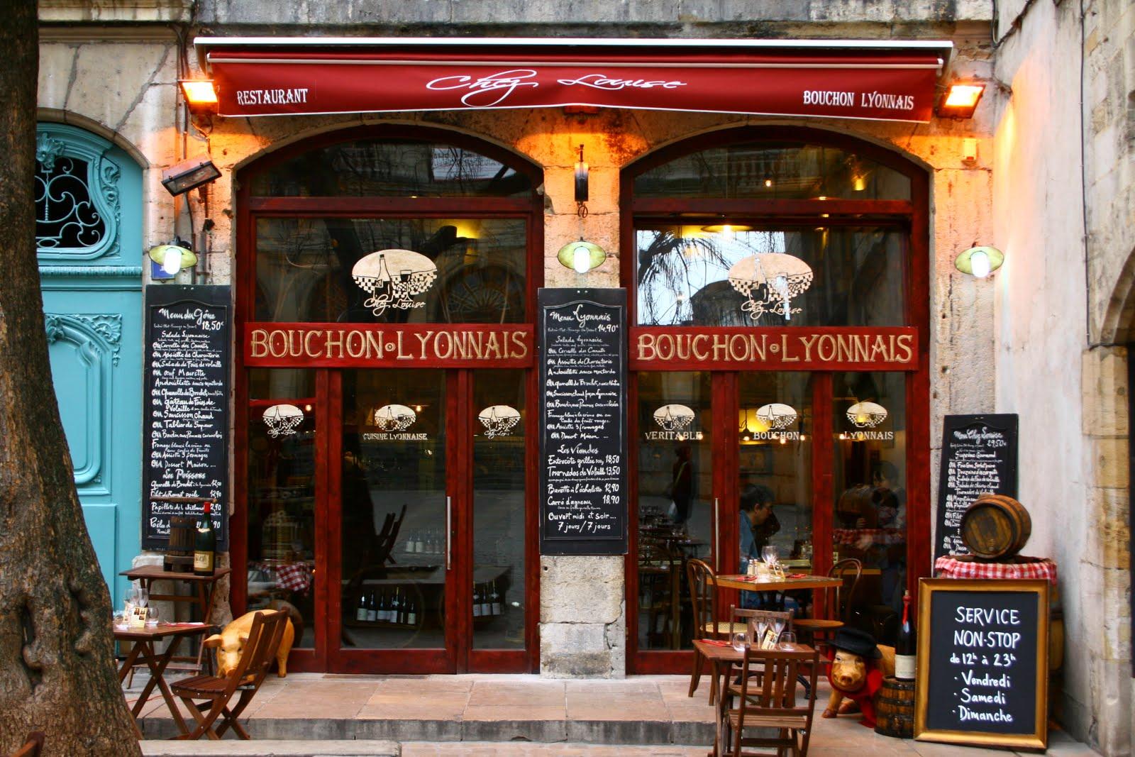 Lyon Bouchon, бушоны Лиона