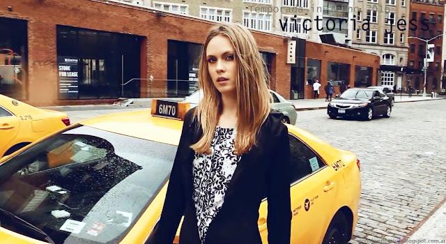 Tendencia otoño invierno 2016 Colección Victoria Jess otoño invierno 2016.