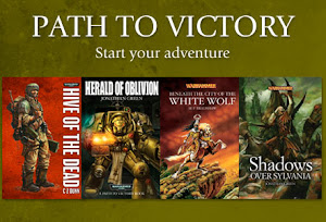 Path to Victory Gamebooks