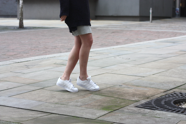how to style trainers fashion blog uk