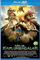 Ninja Kaplumbağalar 3D Türkçe Dublaj Tek Link indir
