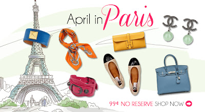 99-Cent French Designer Sale: Chanel, Hermes, Celine & More