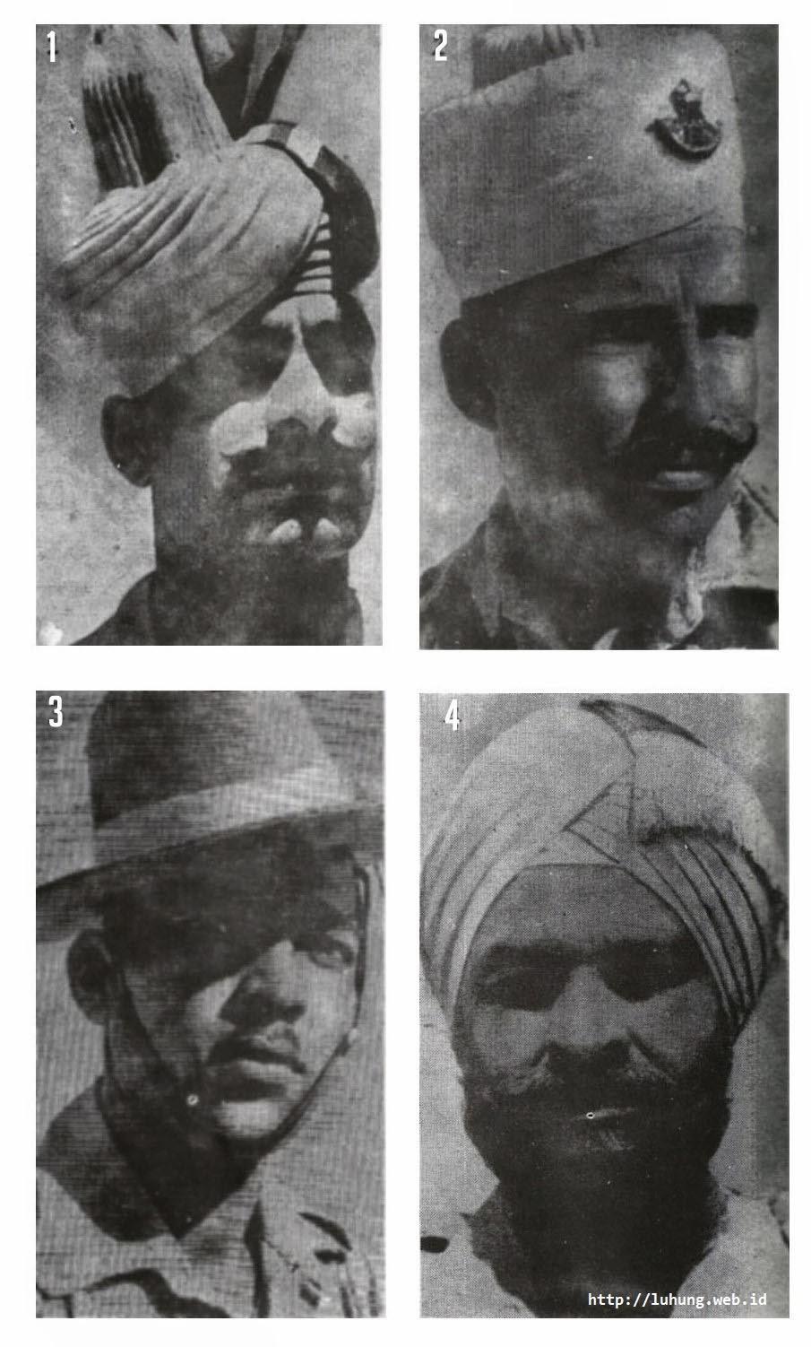 Tentara bayaran sekutu dari India