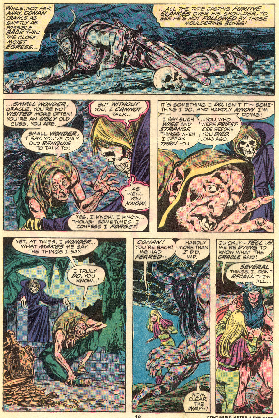Conan the Barbarian (1970) Issue #54 #66 - English 13