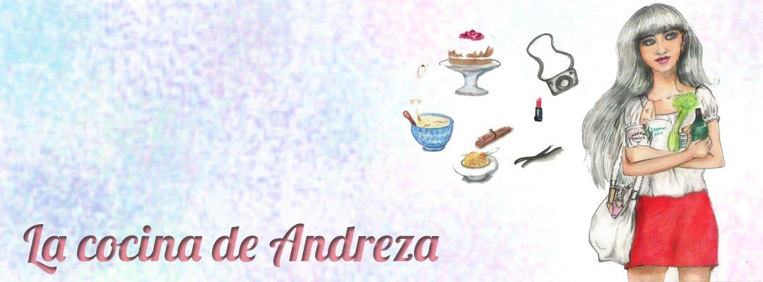 La cocina de Andreza