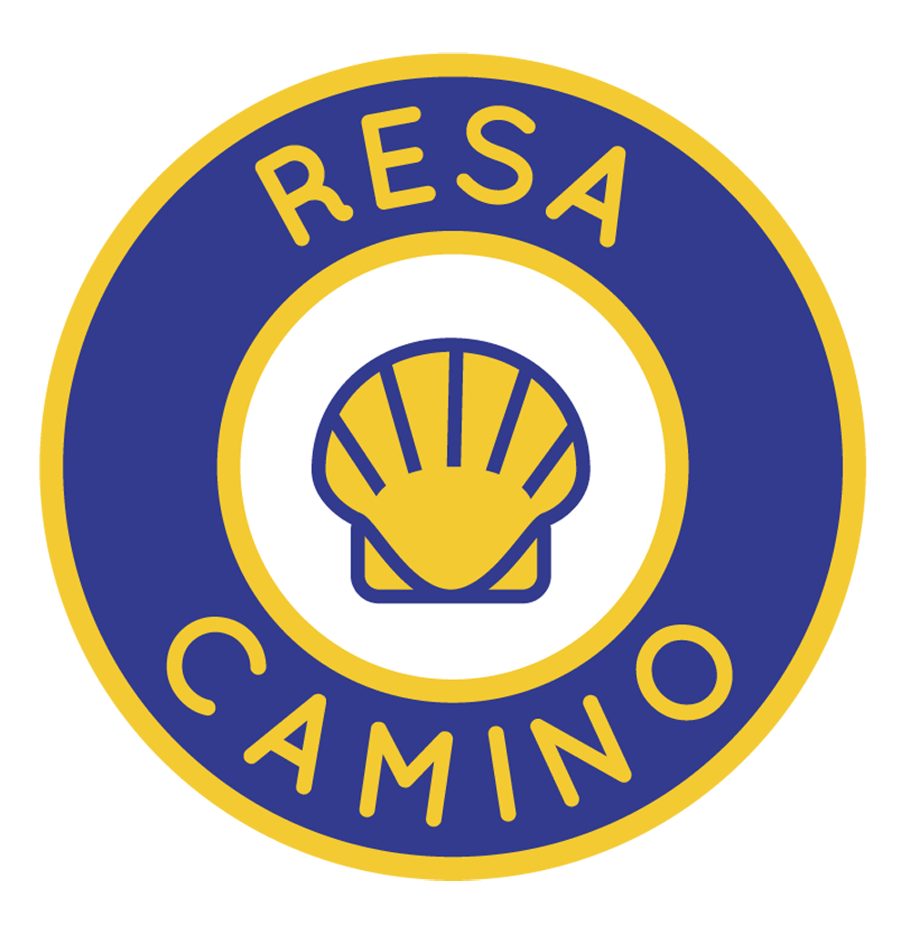 Book on the way with resa- camino con
