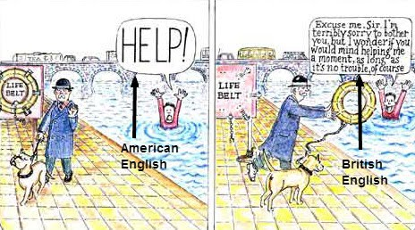 How To Ask For Help From A British Gentleman