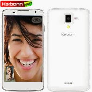 Buy Karbonn Titanium S5 Plus Quad Core Mobile Phone Rs. 5316 only