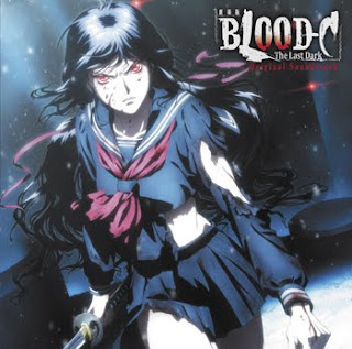 Blood-C The Last Dark Original Soundtrack