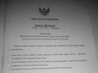 Walikota Bogor Larang Kegiatan Syiah, JIL Ngamuk