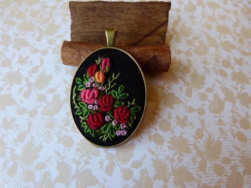 medalion vintage