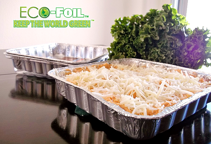 Entertaining Solutions and Game Day Recipes With Handi-Foil