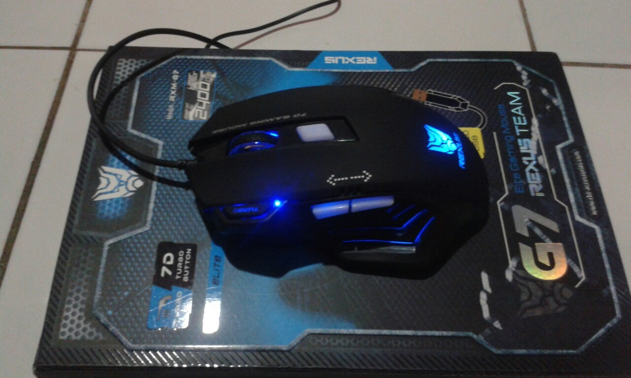 Download driver mouse macro rexus g7