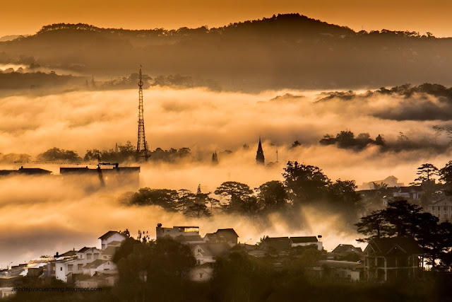 Thành phố Đà Lạt mộng mơ