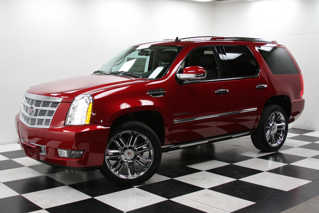 2013 cadillac escalade crystal red fun with fancy sports cars. Black Bedroom Furniture Sets. Home Design Ideas